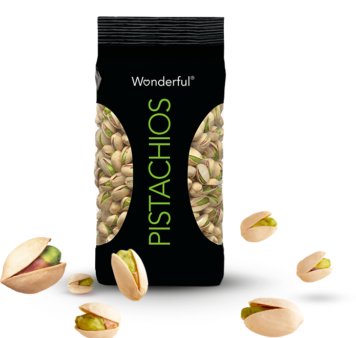 Wonderful Pistachios and Almonds on books sale, white sale, green sale,